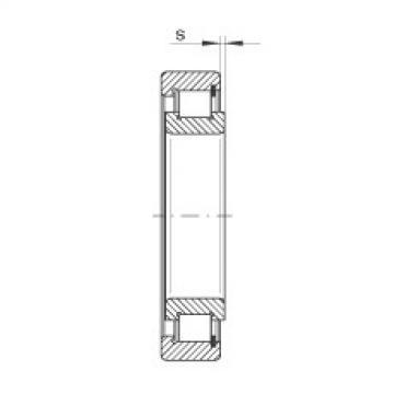 FAG محامل أسطوانية - SL182207-XL