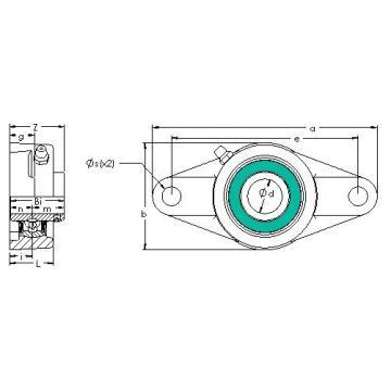 المحامل UCFL 205-16G5PL AST