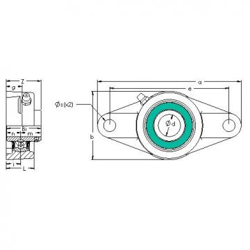 المحامل UCFL 206-20G5PL AST