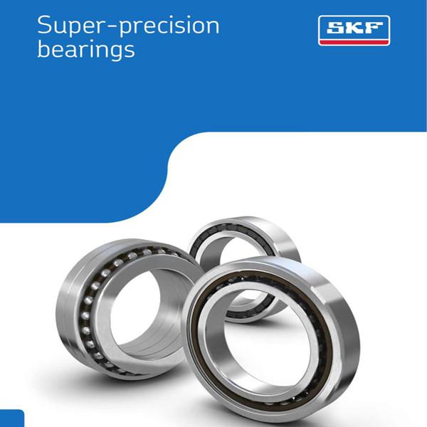 SKF 7211 CD/HCP4A Angular contact ball bearings, super-precision #3 image