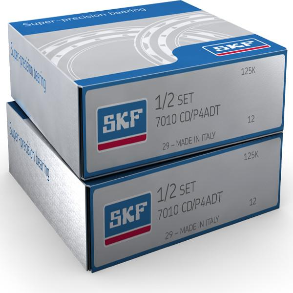 SKF 71919 CD/P4AL Angular contact ball bearings, super-precision #4 image