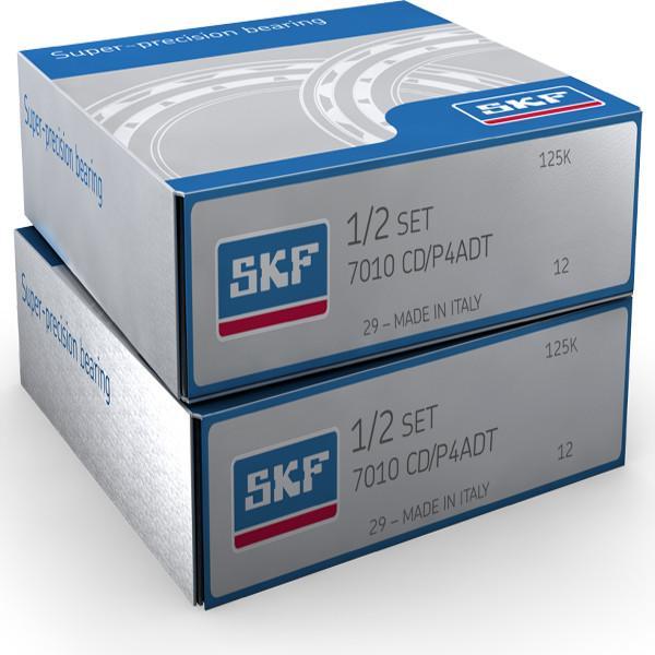 SKF 71936 CD/HCP4A Angular contact ball bearings, super-precision #3 image