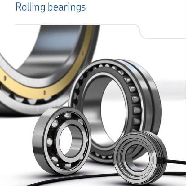 SKF 29492 EM Spherical roller thrust bearings #3 image
