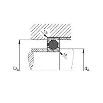 FAG محامل المغزل - HCB71907-E-T-P4S