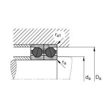 FAG محامل المغزل - HCB7007-E-T-P4S