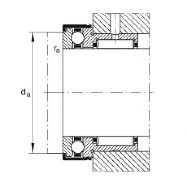 FAG إبرة بكرة / محوري الكرات - NKX35-Z-XL #2 image