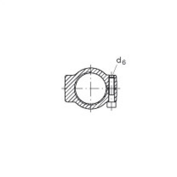 FAG Hydraulic rod ends - GIHRK70-DO #3 image