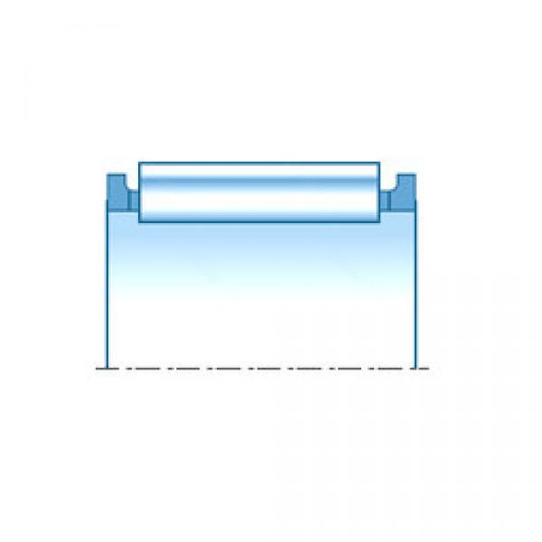 المحامل K43X48X18.3 NTN #1 image
